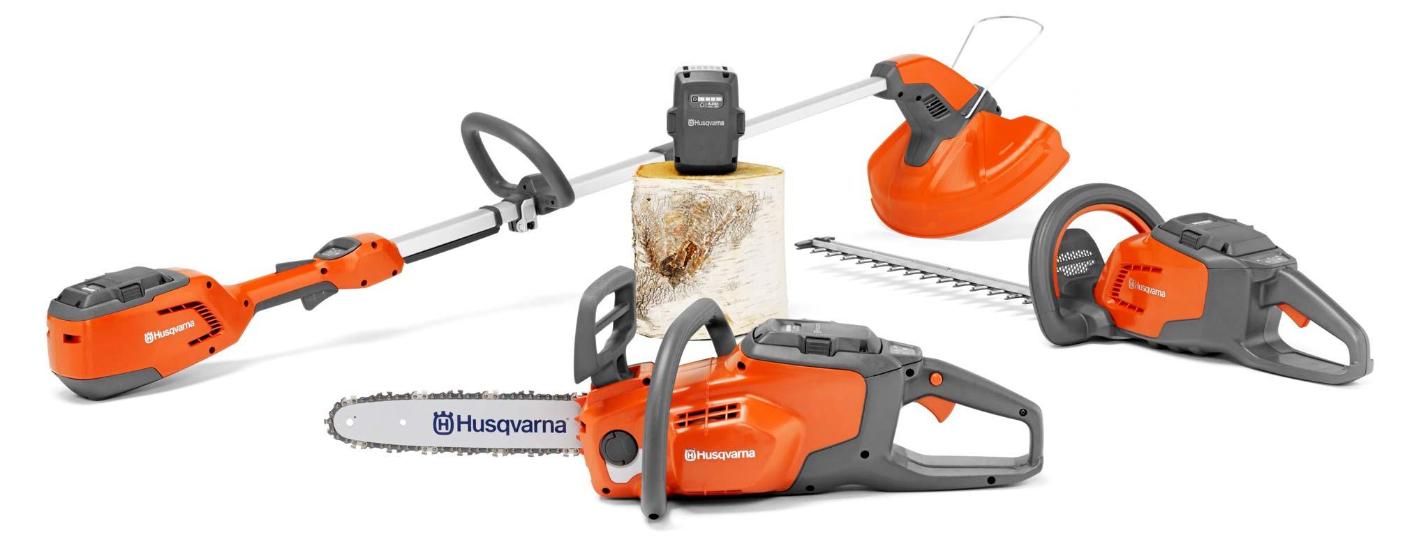 Husqvarna 115iHD45 Battery Powered Hedge Trimmer Galway