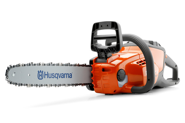Husqvarna 120i battery-operated chainsaw Ireland