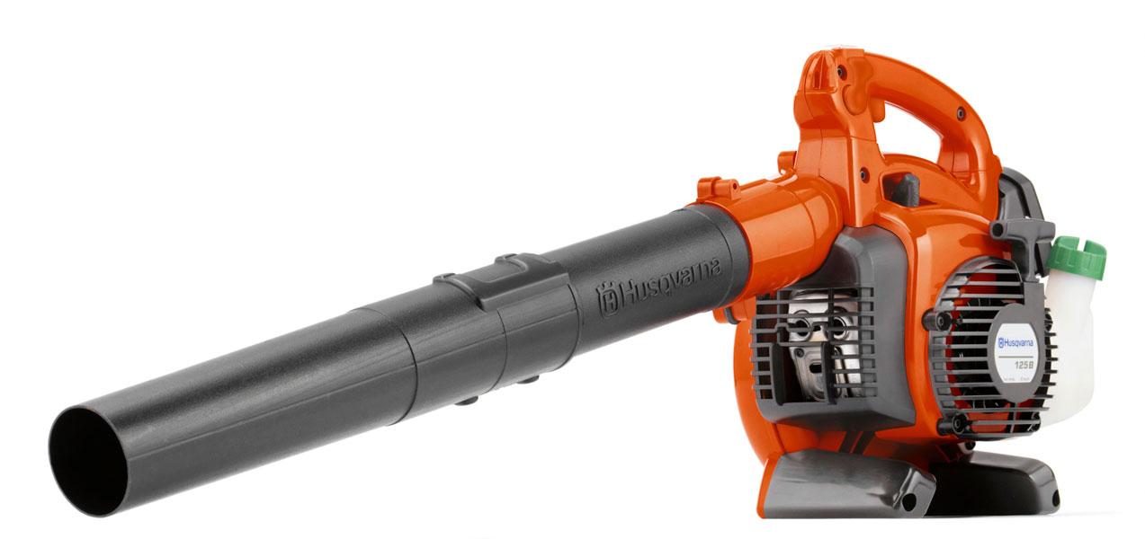 Husqvarna Ireland 125B hand-held leaf blower round nozzle