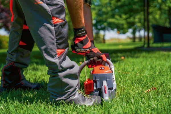 Oleomac GSH400 Petrol Chainsaw Easy Start
