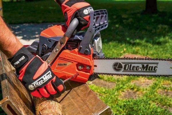 Oleomac GSH400 Petrol chainsaw