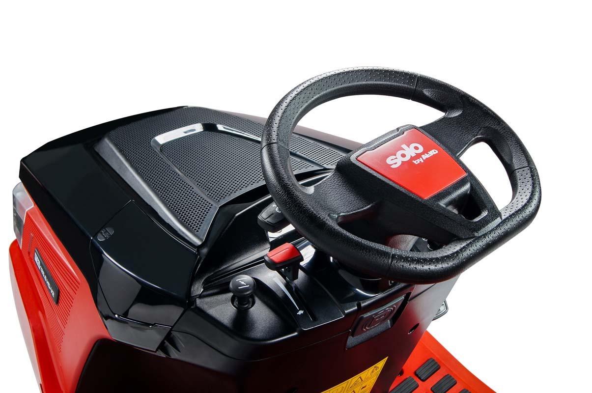T20-105.6 HD V2 Solo by AL-KO Ride on Lawn Mower