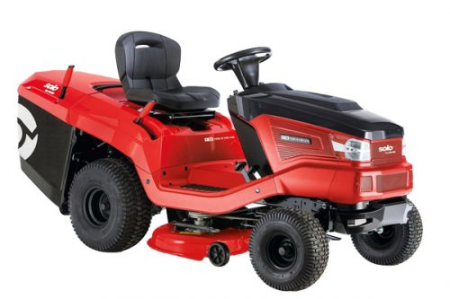 T15-95.6 HD Solo by AL-KO Ride-on Lawnmowers Ireland