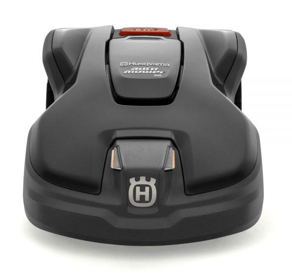 Husqvarna 305 Automower Front Profile