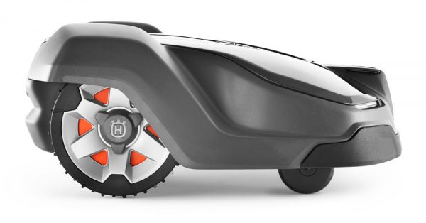 Husqvarna 430X Automower Side Profile