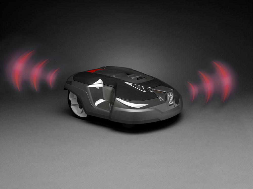Husqvarna Automower Anti Theft Alarm