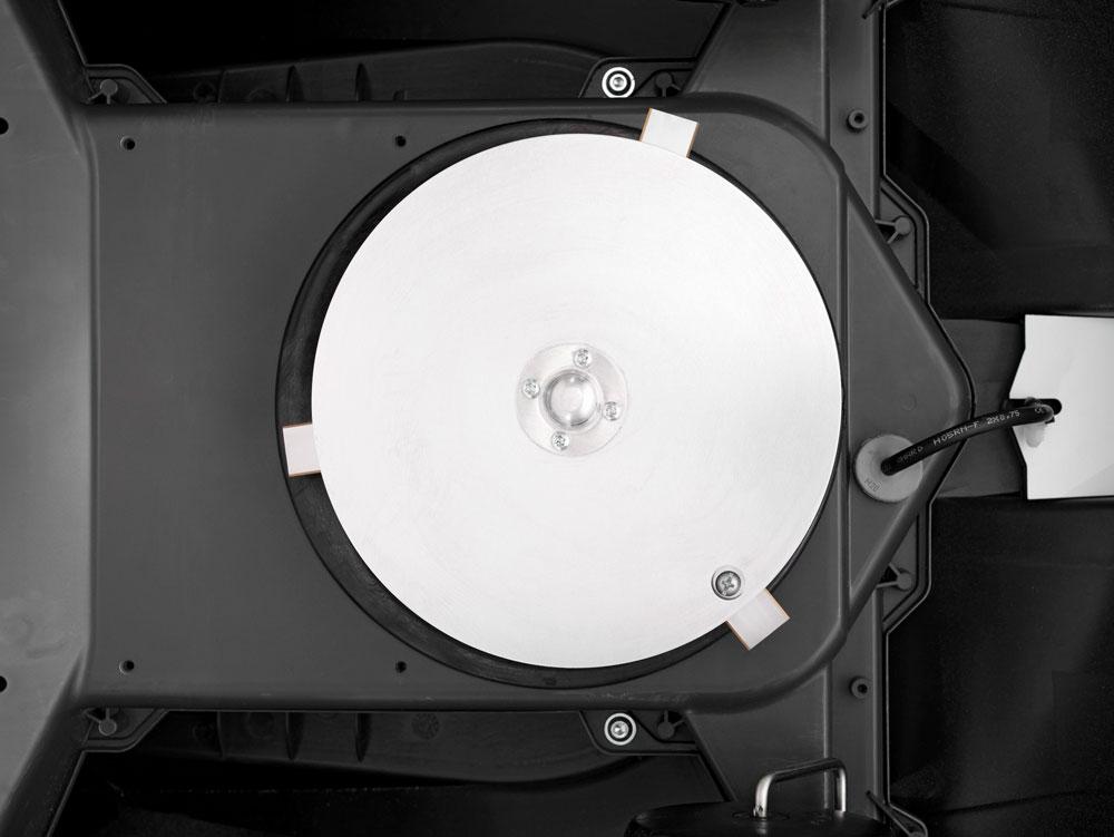 Husqvarna Automower Cutting system
