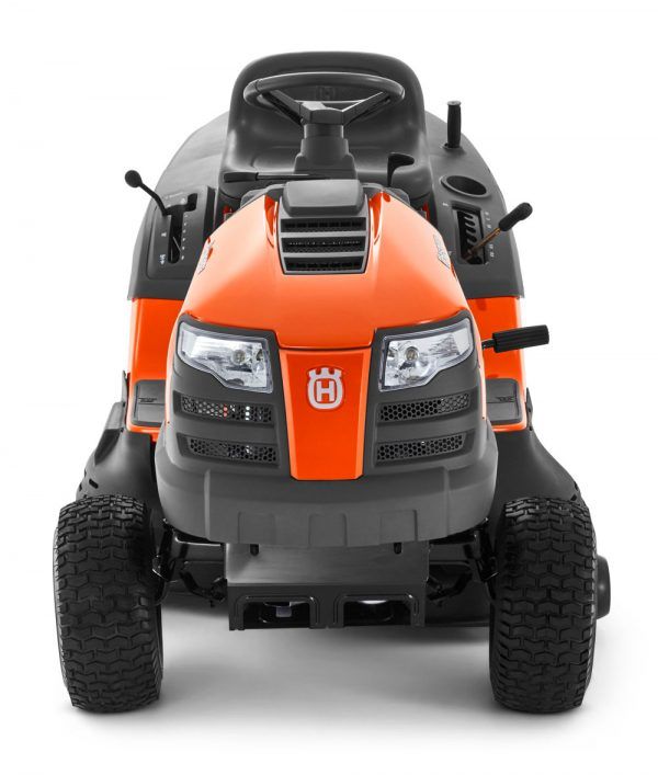 Husqvarna TC138 ride-on mower JW Tools Galway