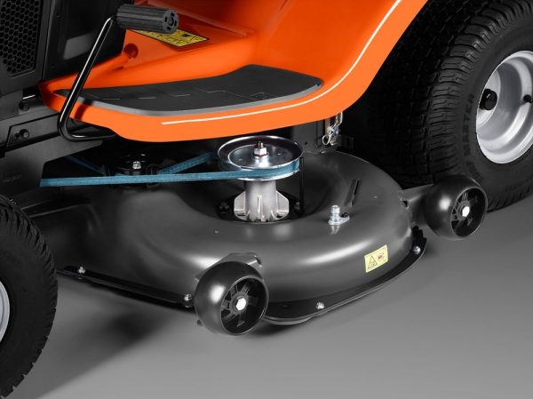 INNOVATIVE FEATURES Husqvarna TC242T ride on mower Galway