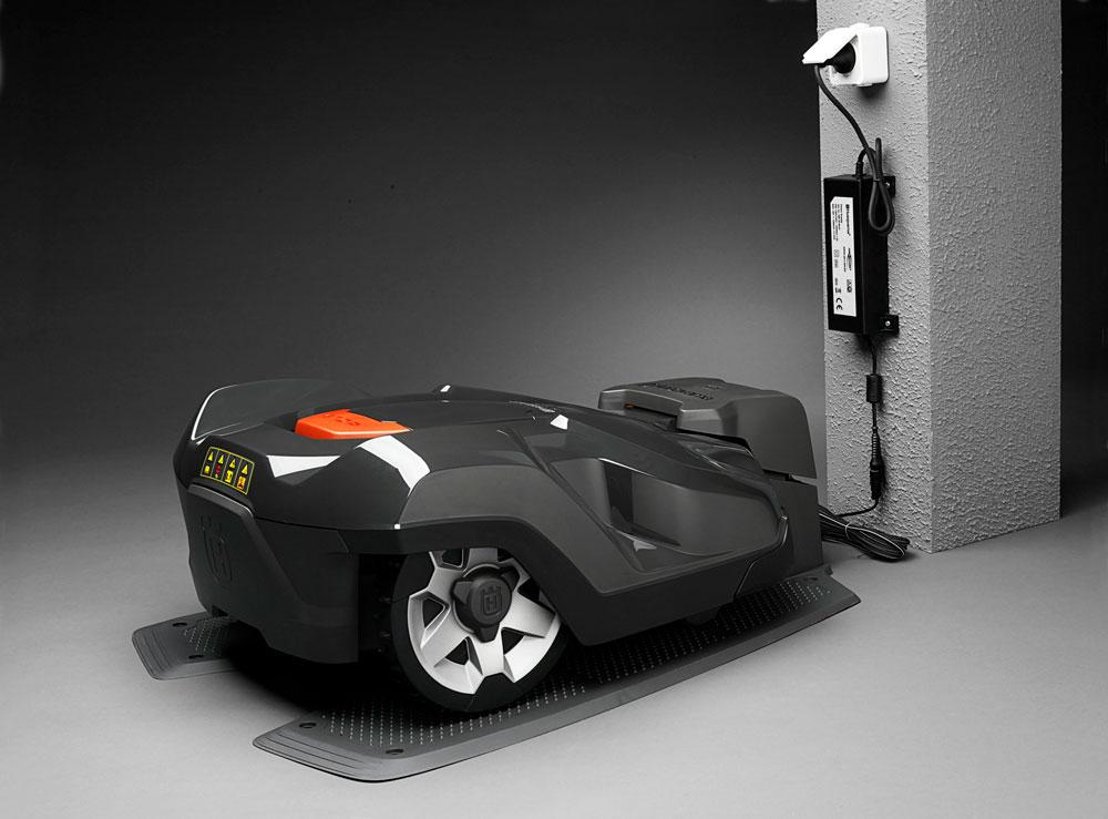 Low Emissions 430X 450X Automower